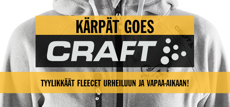 Kärpät goes Craft